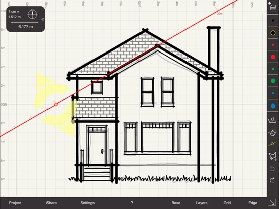 Arrette Scale Sketch And Draft Architecture On The App Store