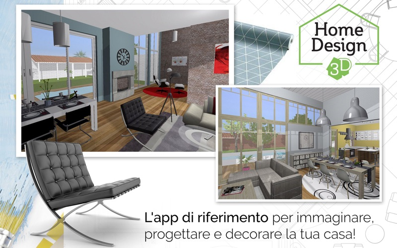 Home Design 3D sul Mac App Store
