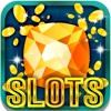 Deluxe Jewels Slots: Roll the diamond dice and play the luckiest digital coin betting