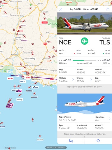 Plane Finder screenshot 4