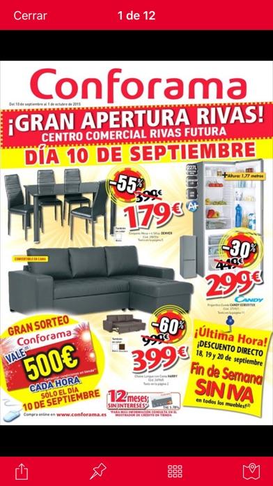 download Conforama – Catálogos y Folletos de muebles, sofás, colchones, decoración y electrodomésticos apps 2