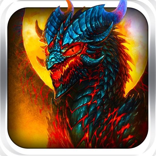 Crimson Dragon War Zone iOS App