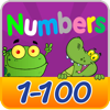 learn Numbers 1 to 100 - Free Educational games