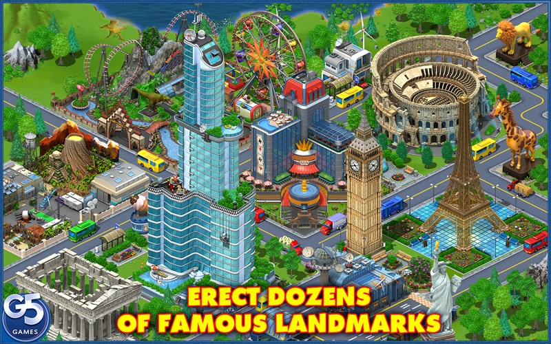 Screenshot #2 for Virtual City Playground®: Building Tycoon