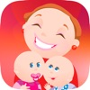 Breastfeeding - feedings, breast pump tracker app