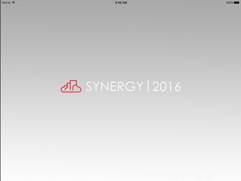 Screenshot of KEY2ACT Synergy 2016