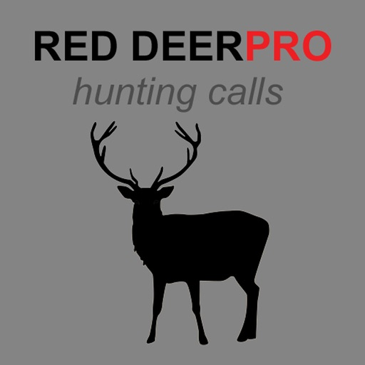 REAL Red Deer Calls & Red Deer Sounds for Hunting - BLUETOOTH COMPATIBLE iOS App