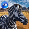 Zebra Simulator 3D Full - African Horse Survival