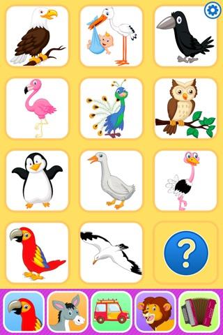 Toddler Games: Kids, Baby Learning Flashcards Free screenshot 2