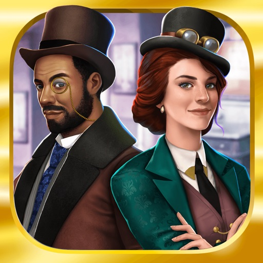 Mysteries of the Past app for ipad