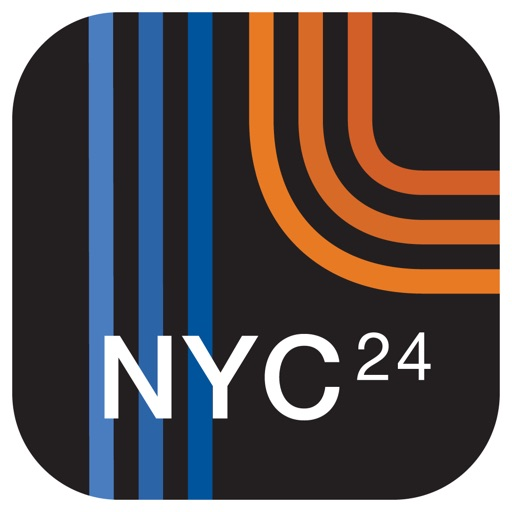 Nyc subway 24 hour kickmap by kick design inc for 24 hour beauty salon nyc