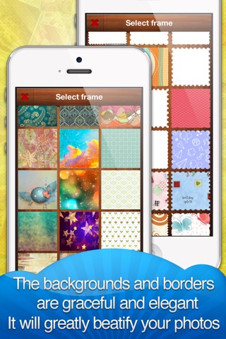 Photo Collage - Collages, Frames, Grids Creator and Editor screenshot 3