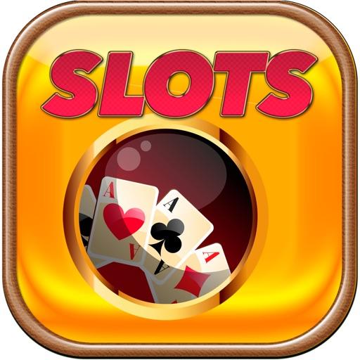 Casino Slots Star Saga -- Bonus Round SLOTS MACHINE!!! iOS App