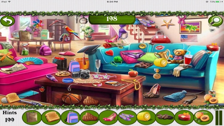 hidden for fun object games