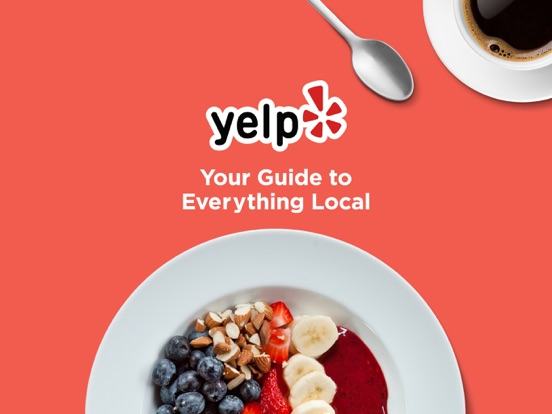 Yelp: Discover Local Favorites Скриншоты7