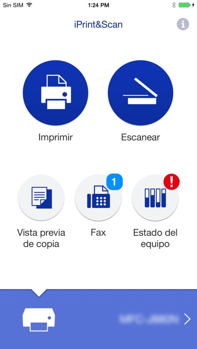 download Brother iPrint&Scan apps 4