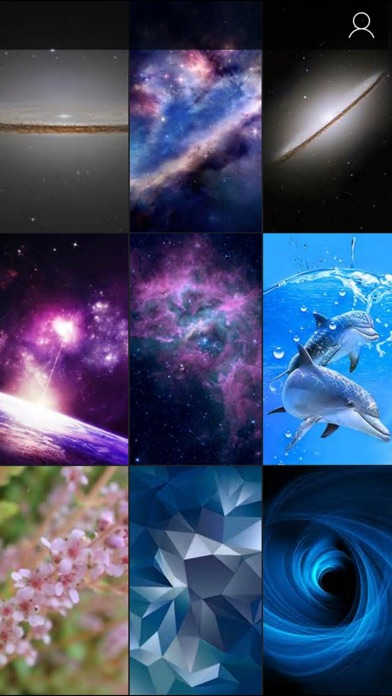 download Galaxy Wallpapers HD - Amazing Space Pictures Free apps 3
