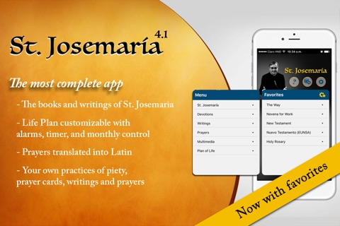 St. Josemaria screenshot 1