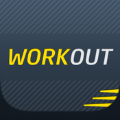 Workout: Gym routines tracker & trainer plan, free icon