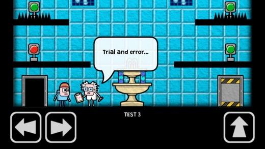 Escape That Level Again Screenshot