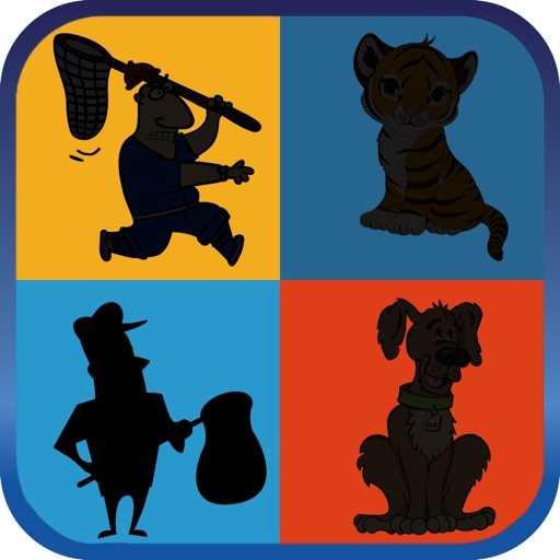 Shadow Quiz Kids Game Animal Control Edition iOS App