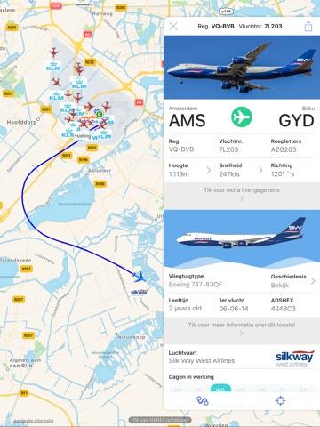 Plane Finder screenshot 3