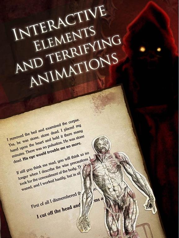 iPoe Vol. 1 - Edgar Allan Poe Screenshots