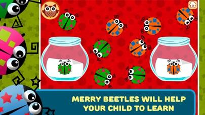 BabyUp: Beetles Screenshots