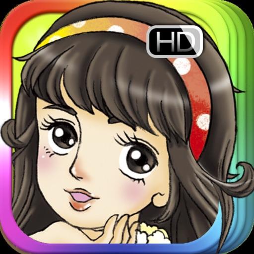 动画书-白雪公主 HD-iBigToy【会动的书】