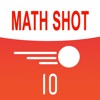 Math Shot Add Numbers withing 10
