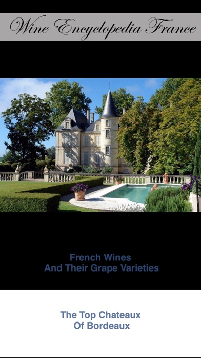 Wine Encyclopedia France Скриншоты4