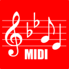 MIDI Score - Sheet Music & MIDI Player
