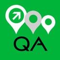 Qatar Map icon