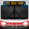 TTC Bus Map
