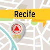 Recife Offline Map Navigator und Guide