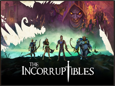 The Incorruptibles - Knights of the Realm Screenshot