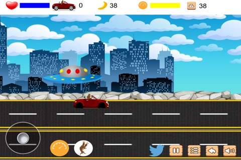 Drive Chimp Drive screenshot 2