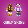 PE Girly Skins for Minecraft Game