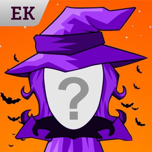 Videomoji H - Halloween Video Emoji Card Maker iOS App