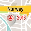 Norway Offline Map Navigator and Guide norway map