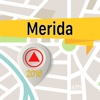 Merida Offline Map Navigator and Guide