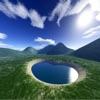 Beautiful Wallpaper - Heaven Lake