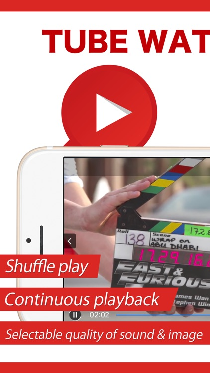 TUBE WATCHER PRO – Free background video player for YouTube