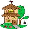 Sliding Puzzle - House