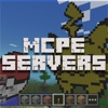 Servers for Minecraft PE Free - Best Multiplayer Server List in Your Pocket!