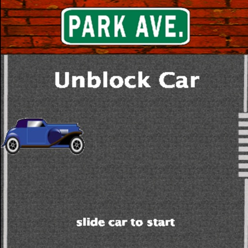 Unblock Car Park iOS App