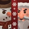 Frosty vs Santa - Save the Holidays and Gifts from Claus's Frozen Heart