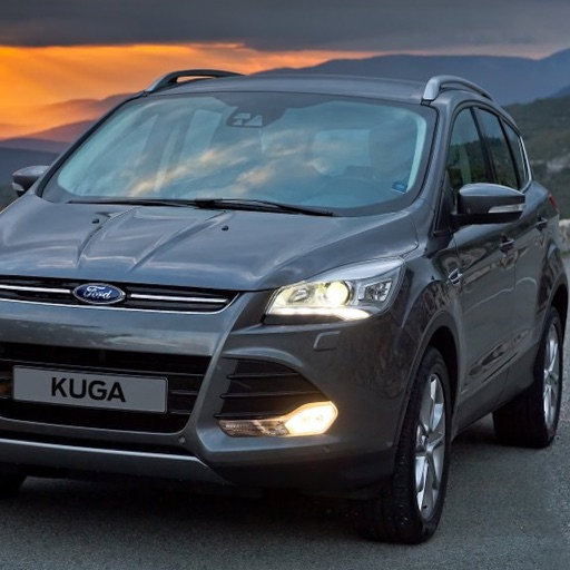 specs for ford kuga ii 2012 edition by marius stancalie. Black Bedroom Furniture Sets. Home Design Ideas