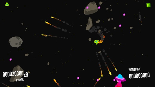 Andromeda Space Shooter Screenshot