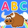 Cute Animal Alphabet (None Ads) - The Kids's English ABC